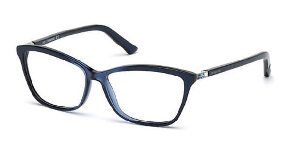 Swarovski Damen Brille » SK5246«, braun, 045 - braun