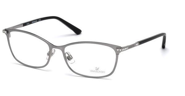 Swarovski Damen Brille » SK5187«, grau, 015 - grau