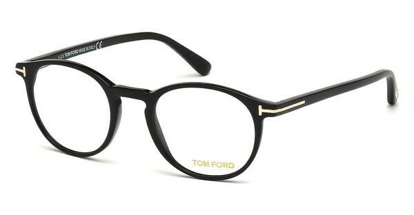 Tom Ford Brille » FT5526«, schwarz, 001 - schwarz