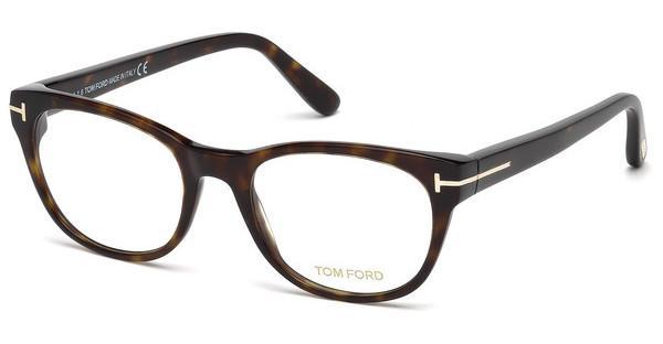 Tom Ford Damen Brille » FT5433«, braun, 056 - braun