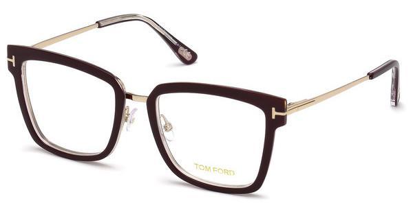 Tom Ford Damen Brille » FT5514«, schwarz, 001 - schwarz