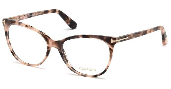 Tom Ford Damen Brille » FT5513«, braun, 052 - braun