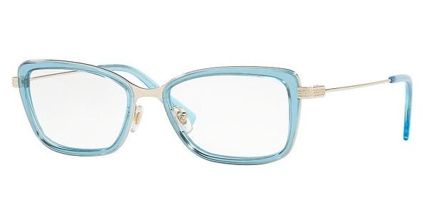 Versace   VE1243 1403 PALE GOLD/BLUE TRANSP