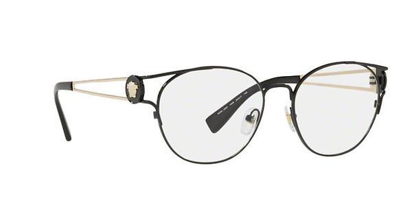 Versace Damen Brille » VE1250«, schwarz, 1009 - schwarz