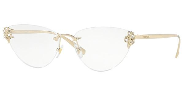 Versace   VE1254B 1252 PALE GOLD
