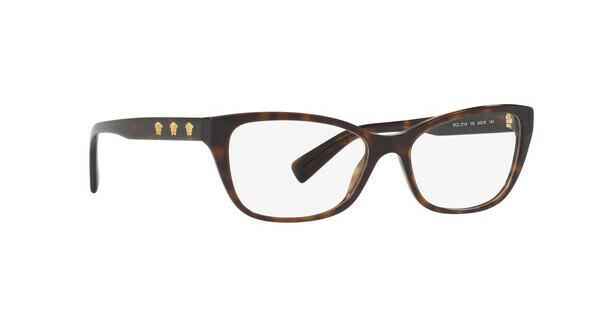 Versace Damen Brille » VE3249«, braun, 108 - braun