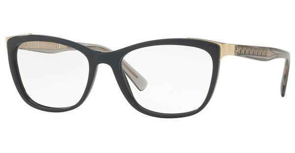 Versace Damen Brille » VE3255«, blau, 5230 - blau