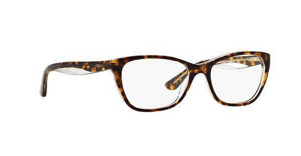 VOGUE Vogue Damen Brille » VO5206«, braun, 2386 - braun