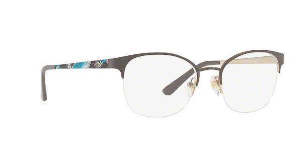 VOGUE Vogue Damen Brille » VO4071«, braun, 5071 - braun