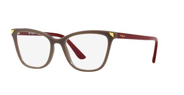 VOGUE Vogue Damen Brille » VO5206«, braun, 2596 - braun