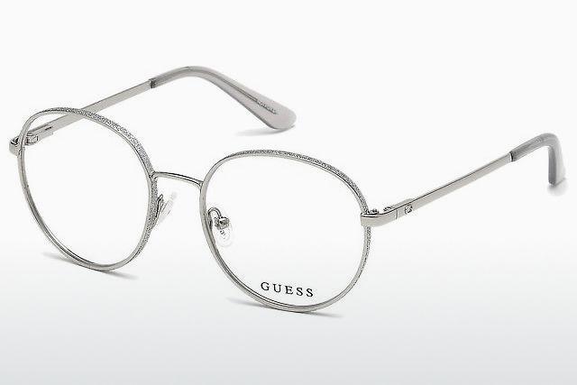 Damen-accessoires Guess Sonnenbrille Damen Türkis 2019 Offiziell Sonnenbrillen