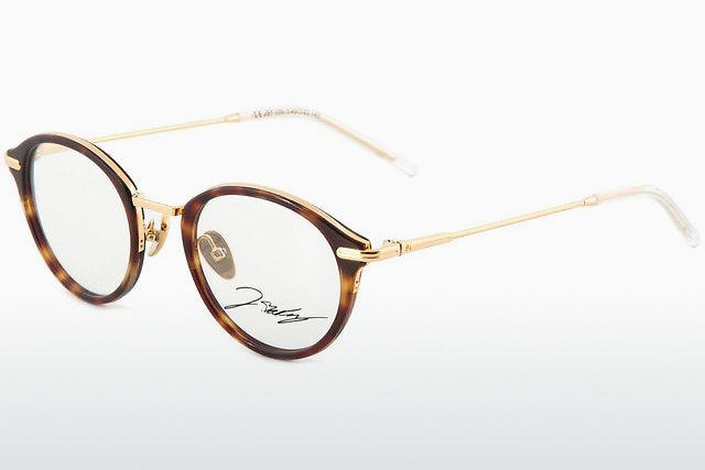 Schmetterlings Brille Gold Lila Grün Metall Gestell Eyewear Glasses Frauen Gr L Verkaufspreis Kleidung & Accessoires