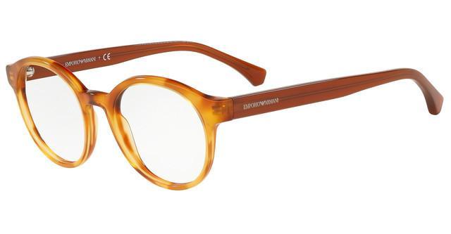 Beauty & Gesundheit Brillenfassungen Liefern Sehbrille Emporio Armani Ea3144 5001 50 Black