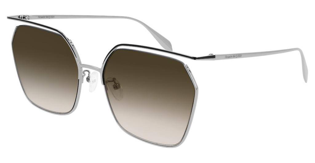 Alexander McQueen   AM0254S 003 GREENRUTHENIUM