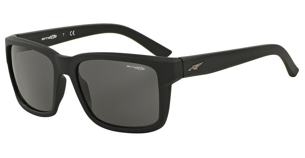 Arnette   AN4218 01/87 GRAYMATTE BLACK