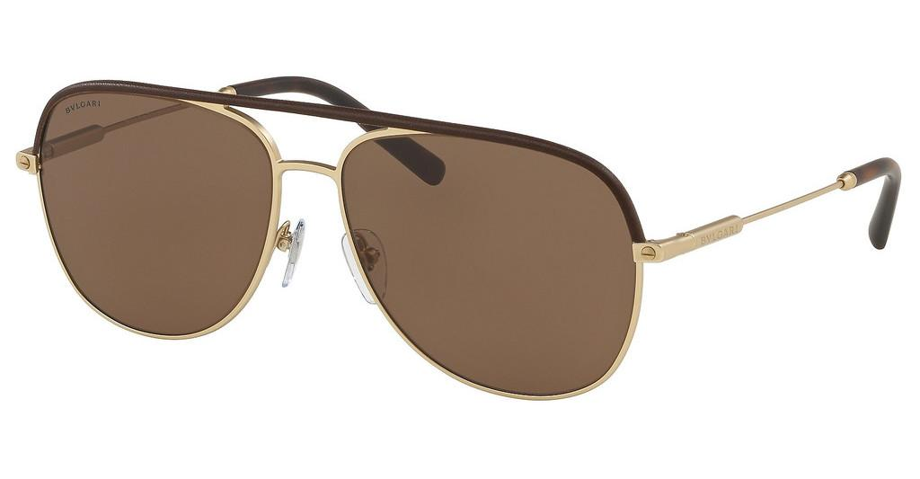 Bvlgari   BV5047Q 202273 BROWNBROWN/MATTE PALE GOLD