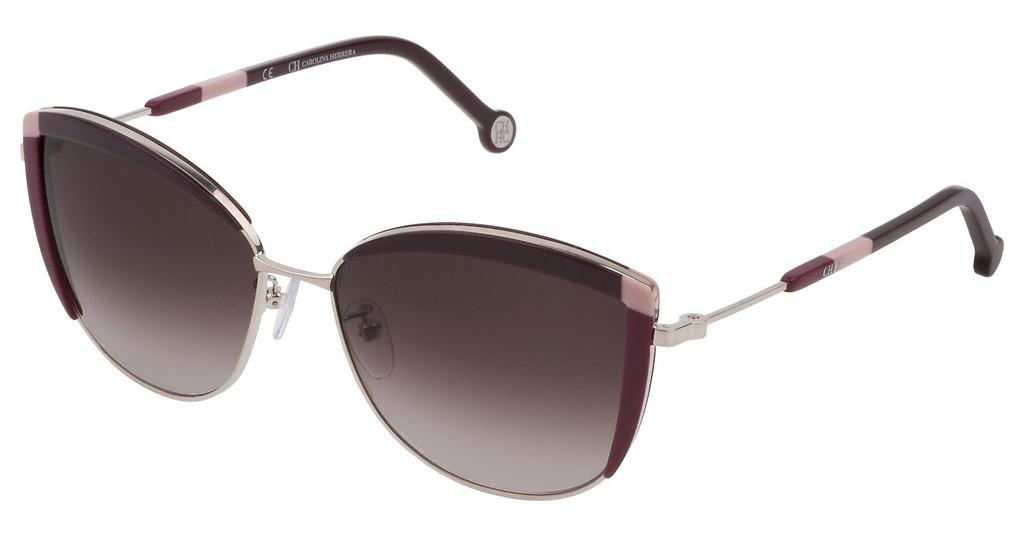 Carolina Herrera   SHE149 579Y BROWN GRADIENT PINKPALLADIO LUCIDO