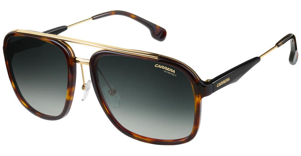 Carrera   CARRERA 133/S 2IK/9K GREEN SHADEDHVNA GOLD