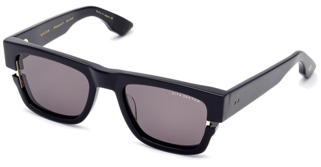 DITA   DTS-122 01 Dark Grey - ARBlack - Yellow Gold