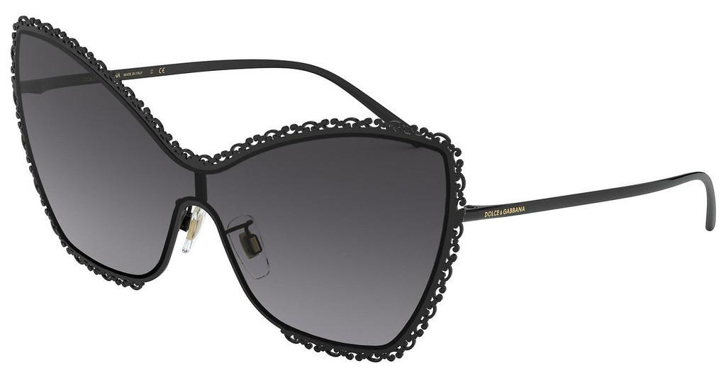 Dolce & Gabbana   DG2240 01/8G LIGHT GREY GRADIENT BLACKBLACK