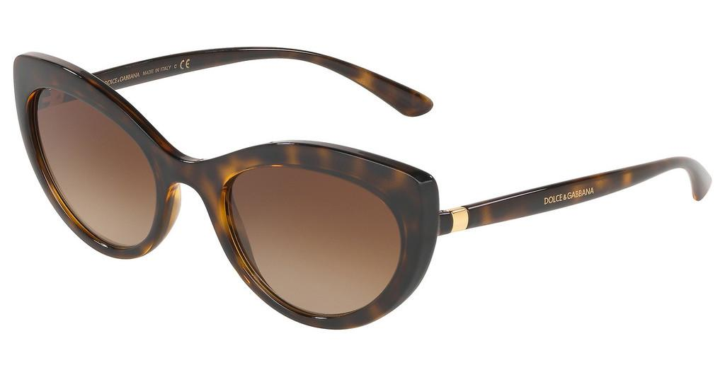 Dolce & Gabbana   DG6124 502/13 BROWN GRADIENT DARK BROWNHAVANA