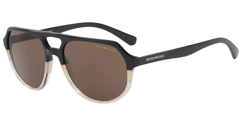 Emporio Armani   EA4111 563073 BROWNSAND BROWN
