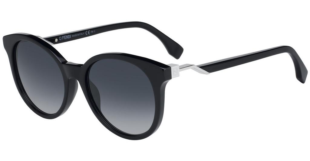 Fendi   FF 0231/S 807/9O DARK GREY SFBLACK