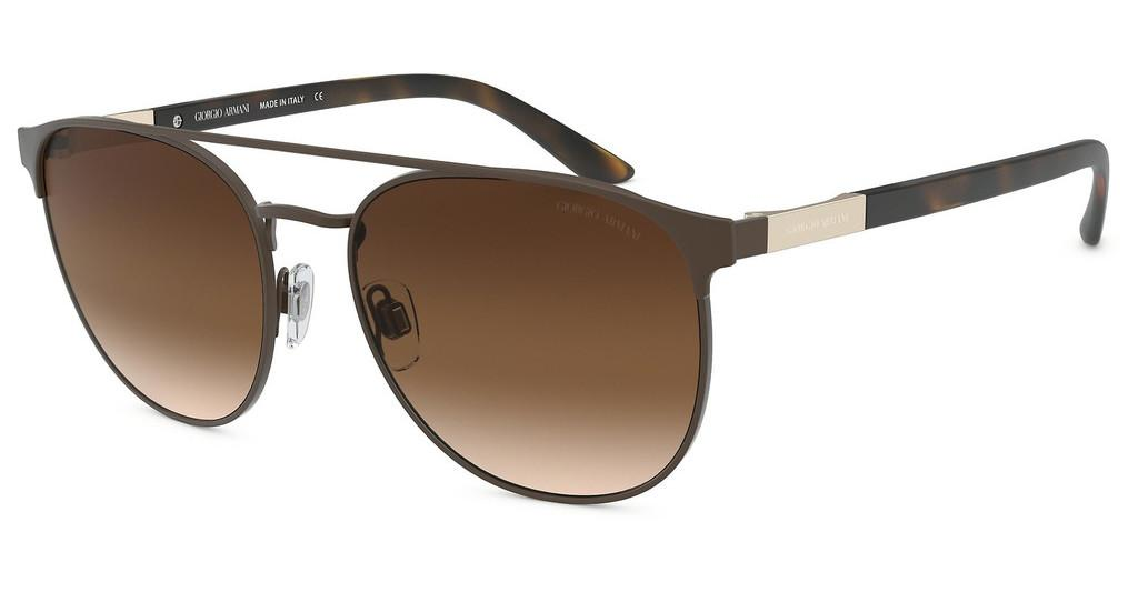 Giorgio Armani   AR6083 326413 BROWN GRADIENTMATTE BROWN