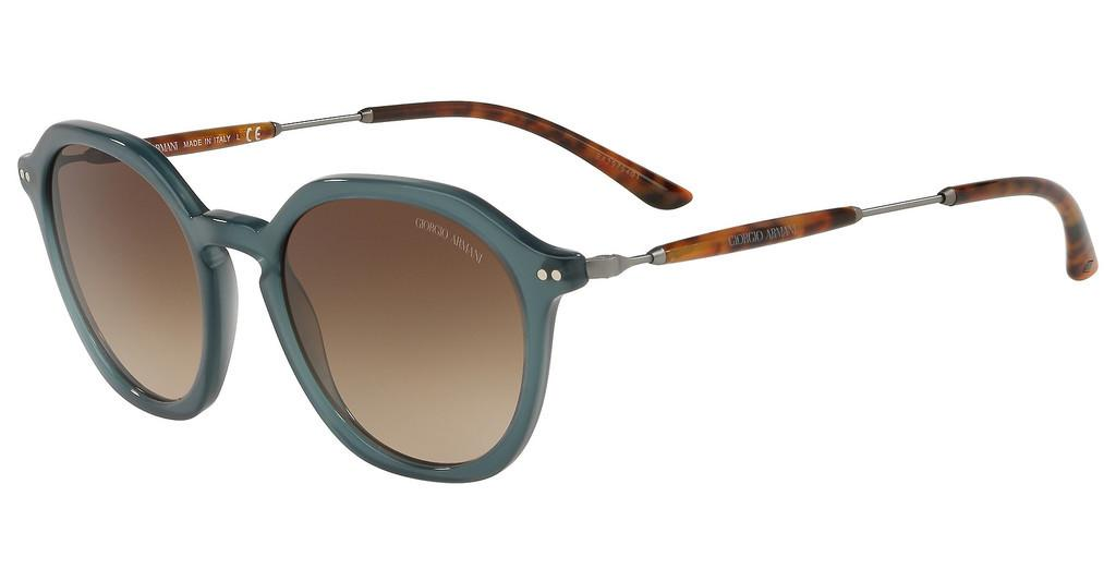 Giorgio Armani   AR8109 568013 BROWN GRADIENTOPAL PETROLEUM