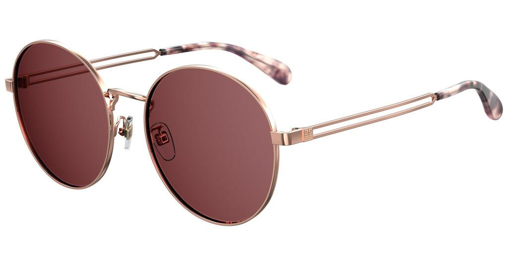 Givenchy   GV 7149/F/S DDB/4S BURGUNDYGOLD COPP