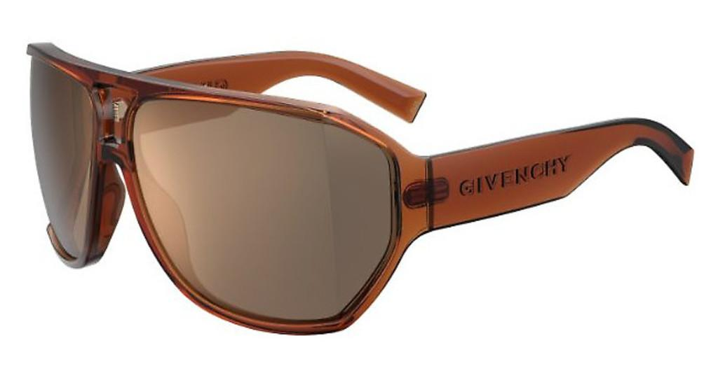 Givenchy   GV 7178/S 09Q/LC BROWN GOLD OLEOBROWN