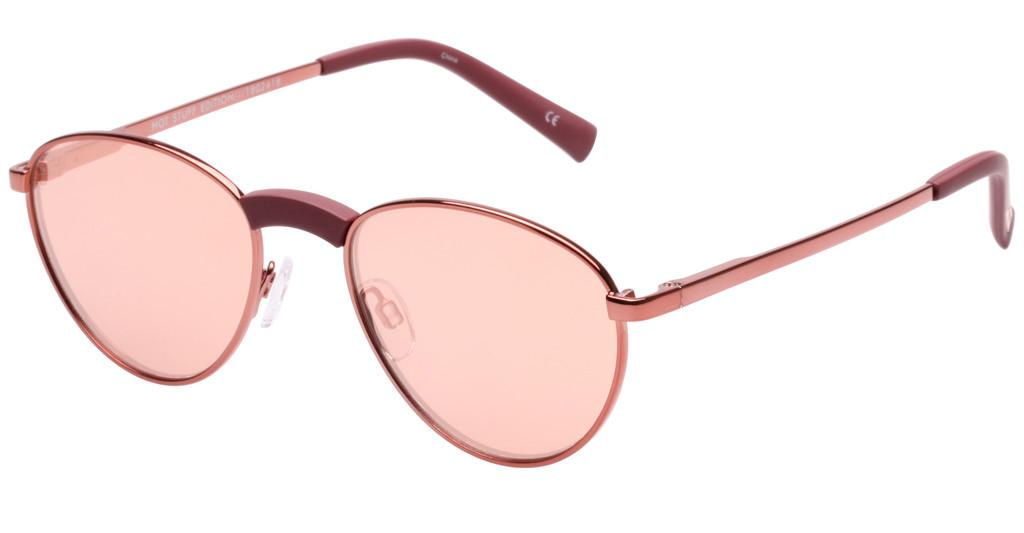 Le Specs   HOT STUFF LSP1802418 ROSE TINT MIRRORROSE BROWN