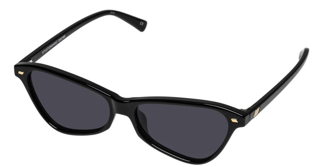 Le Specs   SITUATIONSHIP LSP2002180 SMOKE MONOBLACK