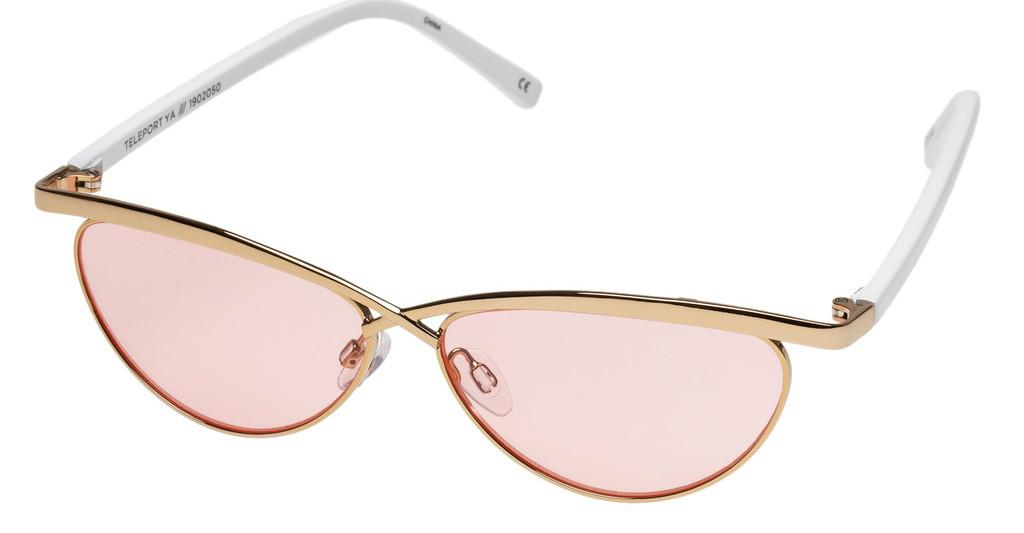 Le Specs   TELEPORT YA LSP1902050 coral tintbright gold