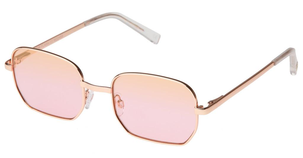 Le Specs   THE FLASH LSP1802459 HOT PINK GOLD FLASHBRIGHT GOLD