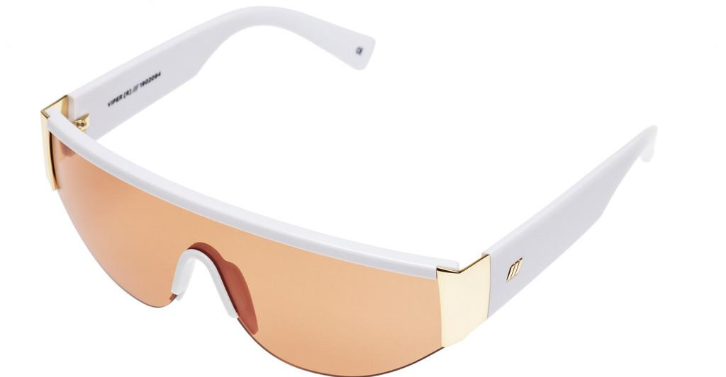 Le Specs   VIPER LSP1902094 brownshiny white / gold