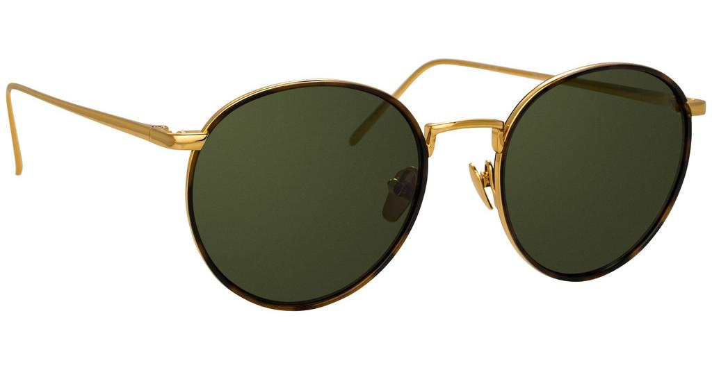Linda Farrow   LFL704 C4 SOLID GREENYELLOW GOLD/ T-SHELL