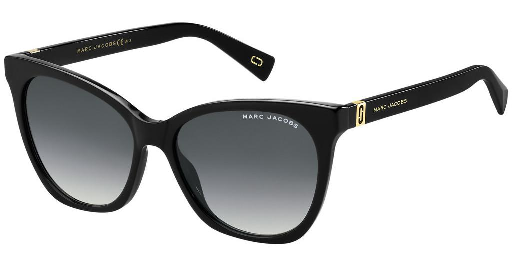 Marc Jacobs   MARC 336/S 807/9O DARK GREY SFBLACK