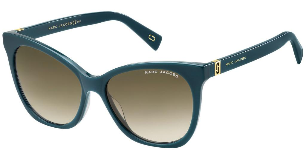 Marc Jacobs   MARC 336/S MR8/HA BRWN SFPETROL