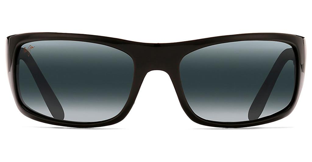 Maui Jim   Peahi 202-02 Neutral GreyGloss Black
