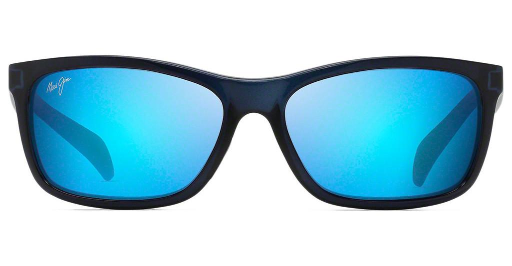 Maui Jim   Puhi B785-08A Blue HawaiiTranslucent Navy Blue