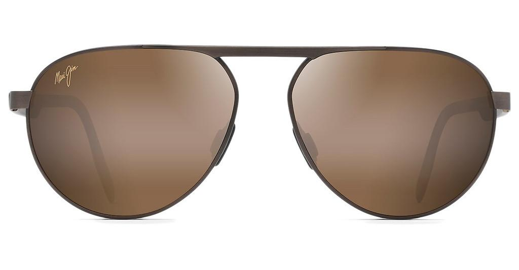 Maui Jim   Swinging Bridges H787-01C HCL BronzeBrushed Chocolate
