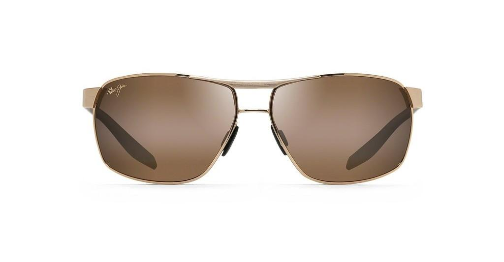 Maui Jim   The Bird H835-16 HCL BronzeGold/Black
