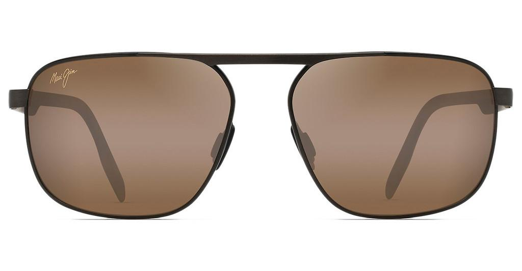 Maui Jim   Waihee Ridge H777-01C HCL BronzeBrushed Chocolate