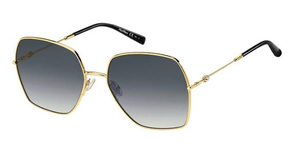 Max Mara   MM GLEAM II 001/9O DARK GREY SFYELL GOLD