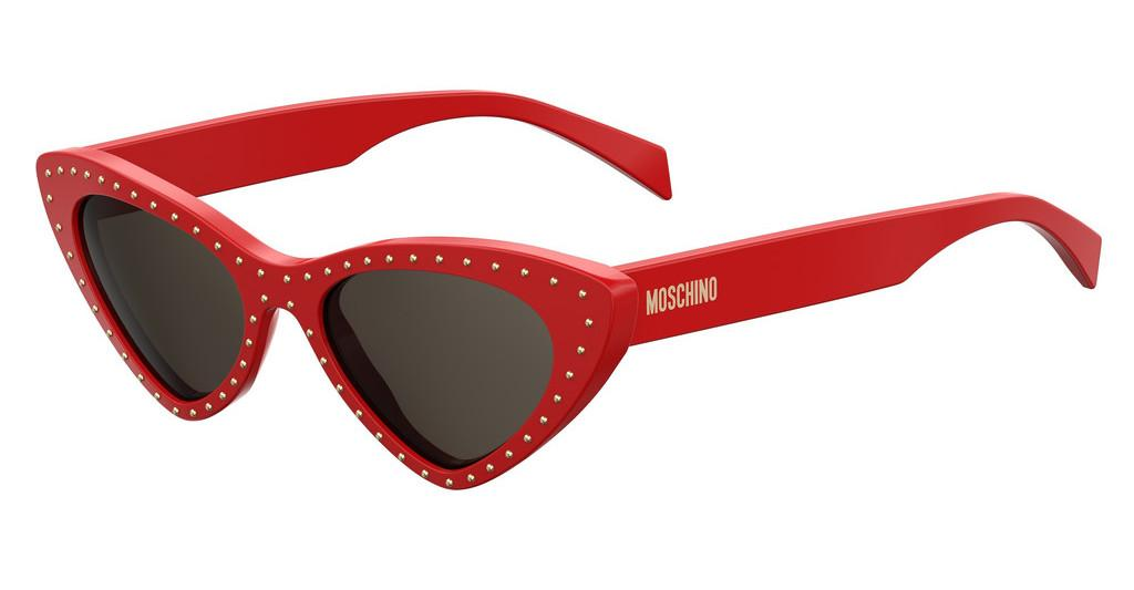 Moschino   MOS006/S C9A/IR GREYRED