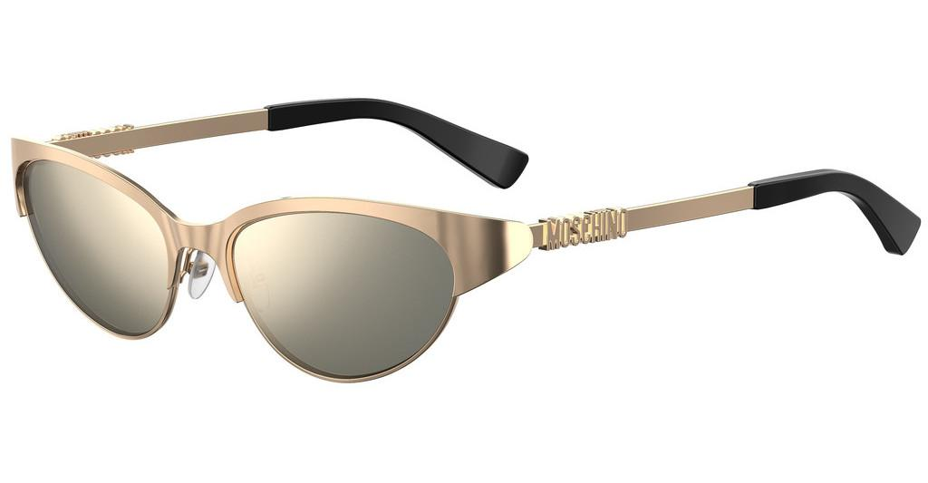 Moschino   MOS039/S 000/UE GREY IVORY SPROSE GOLD
