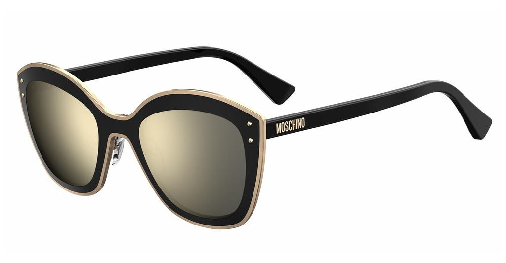 Moschino   MOS050/S J5G/UE GREY IVORY SPGOLD