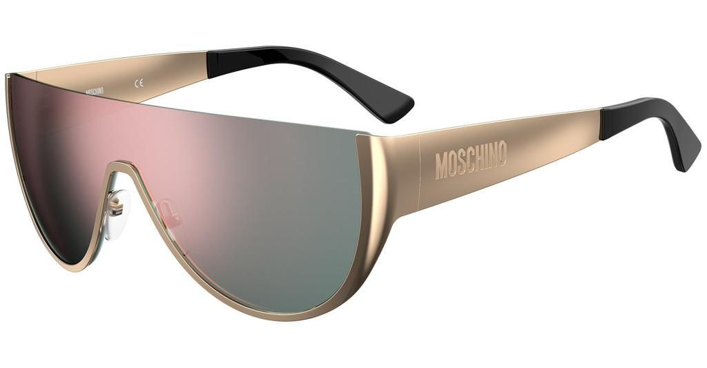 Moschino   MOS062/S J5G/0J GREY RSGD SP MLGOLD