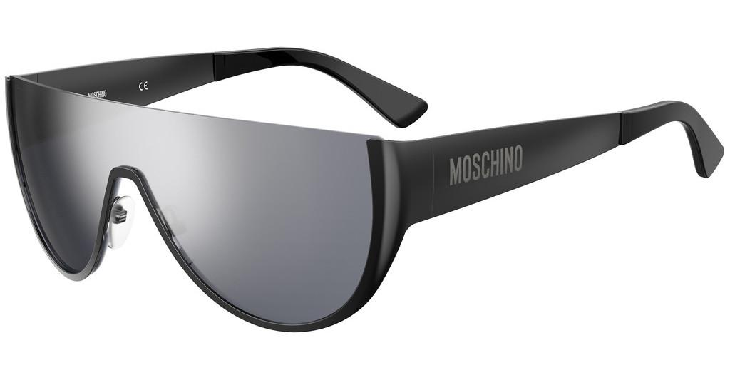 Moschino   MOS062/S V81/T4 SILVER SPDKRUT BLK